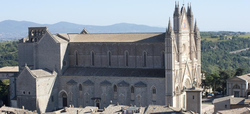 Orvieto Cathedral 3 by randomoutrageous.blogspot.com