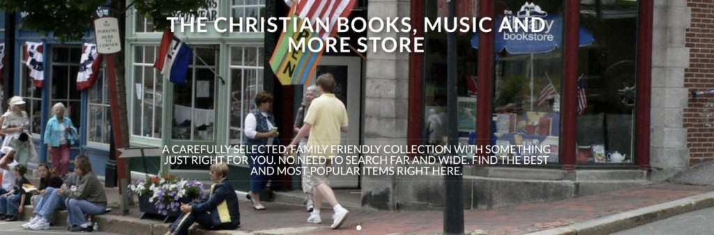 Christian Bbooks, Music And More Store
