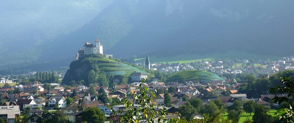 http://commons.wikimedia.org/wiki/File:Burg_Gutenberg_-_Balzers-_Liechtenstein.jpg#/media/File:Burg_Gutenberg_-_Balzers-_Liechtenstein by St9191 - Own workBurg_
