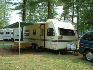 Our Final Travel Trailer