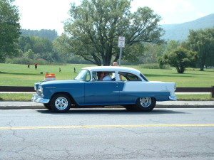 '55 Chevy - My First Car - Almost (Mine was a 4Dr!)