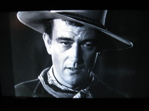 The Duke - A Young John Wayne