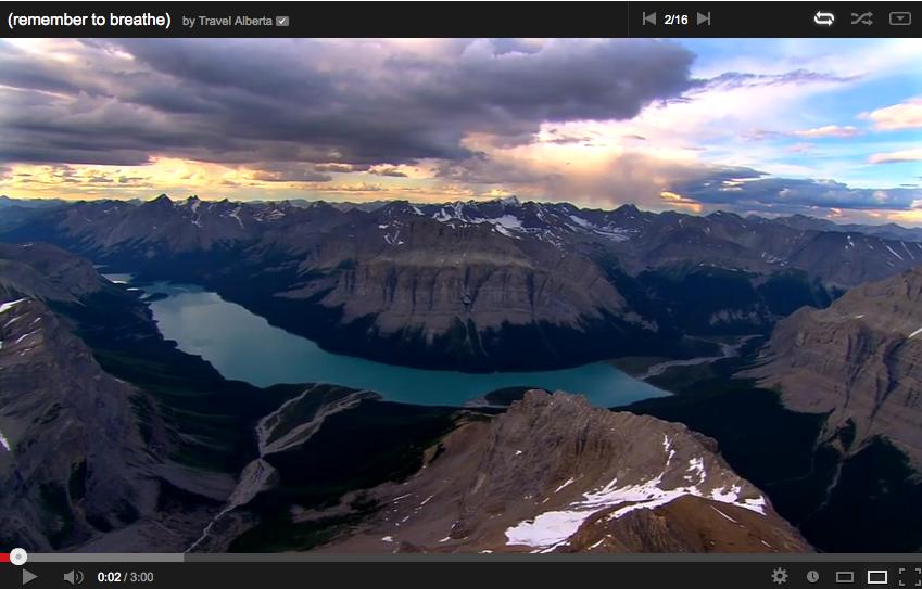 Travel Alberta Screen Shot
