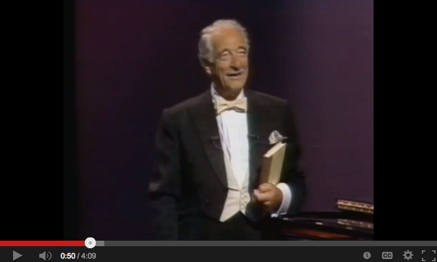 Victor Borge Screen Shot