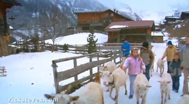 Switzerland Christmas Screen Shot