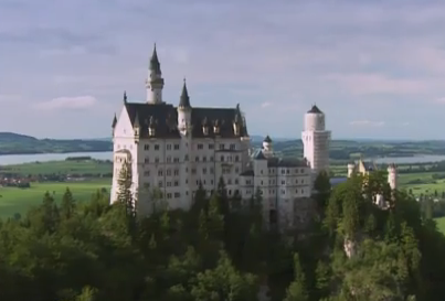 Neuschwanstein Castle Screen Shot