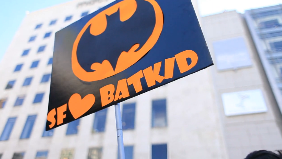 SF BATKID Screen Shot