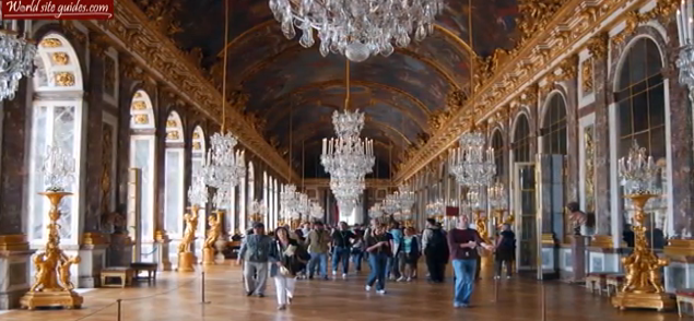 Versailles Hall of Mirrors Screen Shot