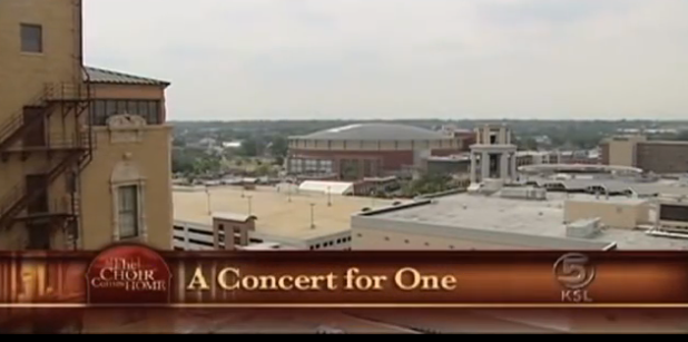 A Concert For One