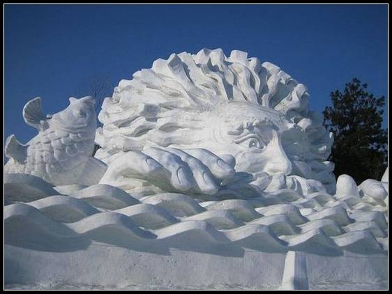 Breckenridge Snow Sculpture Festival 10