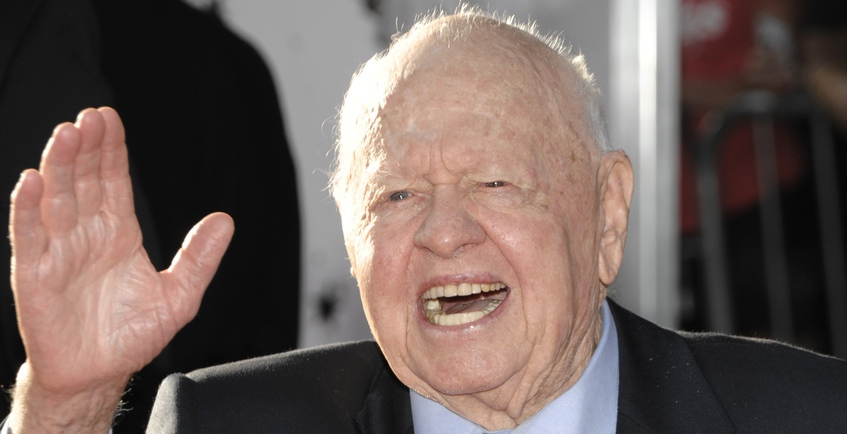 Mickey Rooney Cropped