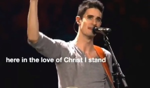 Christian Stanfill at Passion 2013