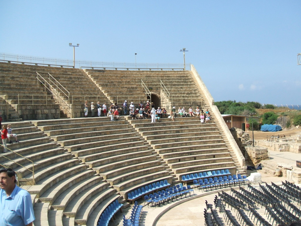 Original Stone Seating