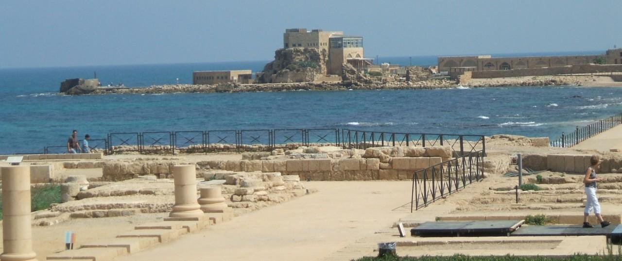 Caesarea Maritima Harbor
