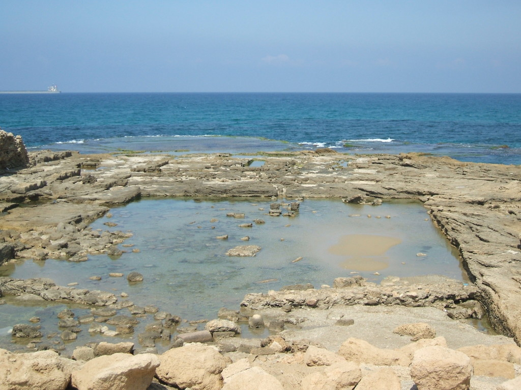 Location of Ancient Swimming Pool