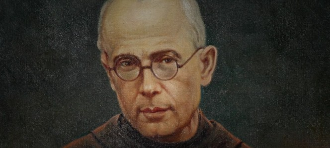 Fr. Kolbe by www.wordonfire.org