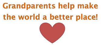 Grandparents Make the World a Better Place