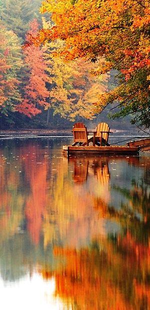 Androscoggin River ~ Turner, Maine by Dorothy Klein