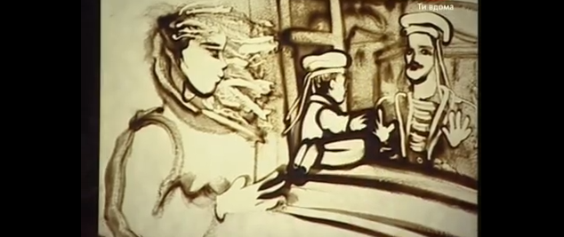 Kseniya Simonova Screen Shot