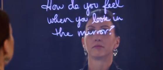 I'm Enough Magic Mirror